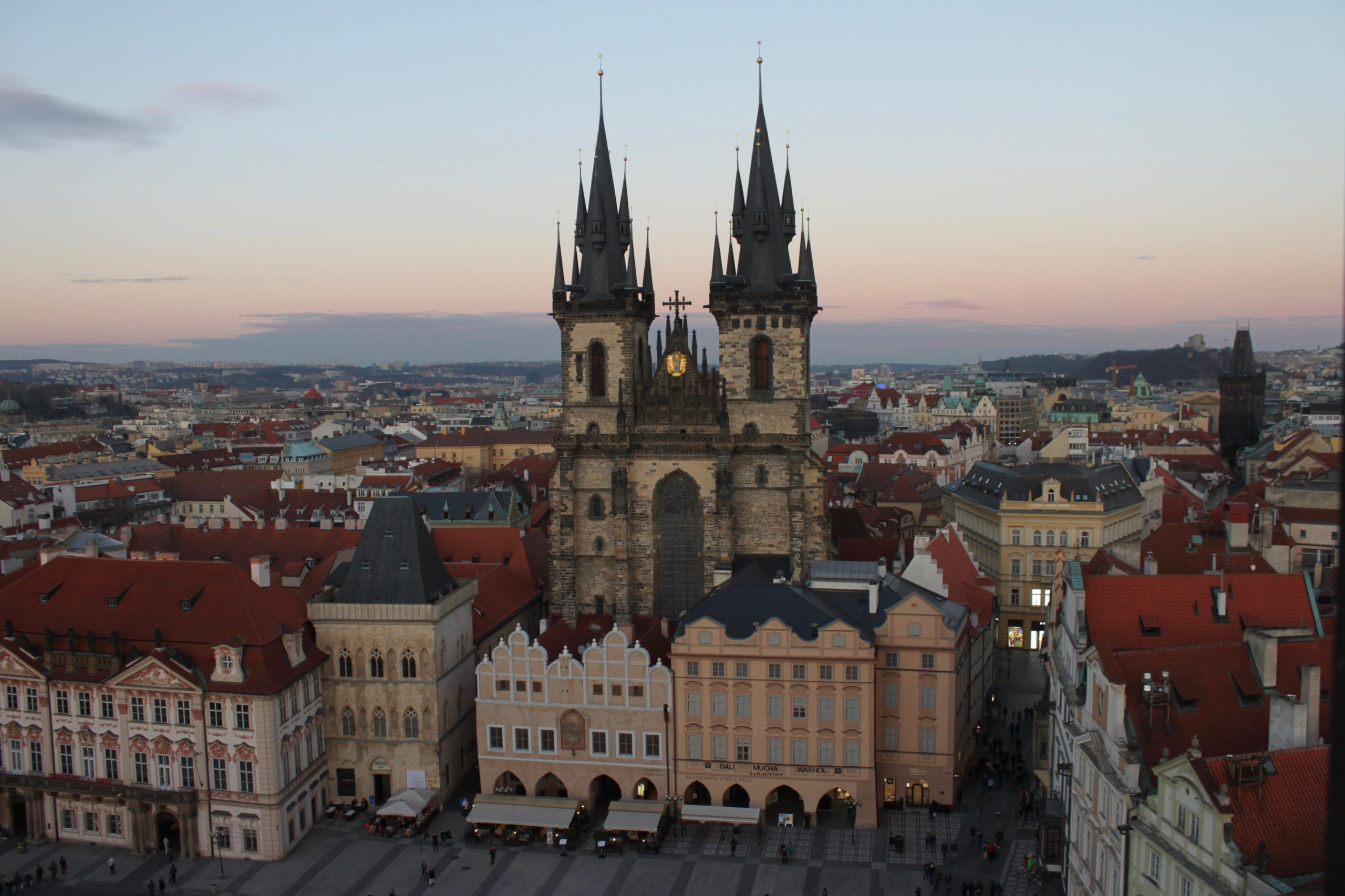 Praga in un weekend