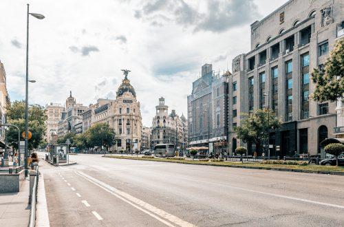 Madrid in 3 giorni
