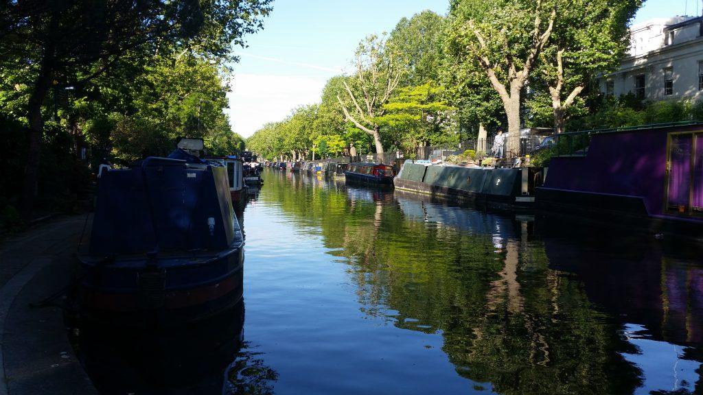 Londra Little Venice
