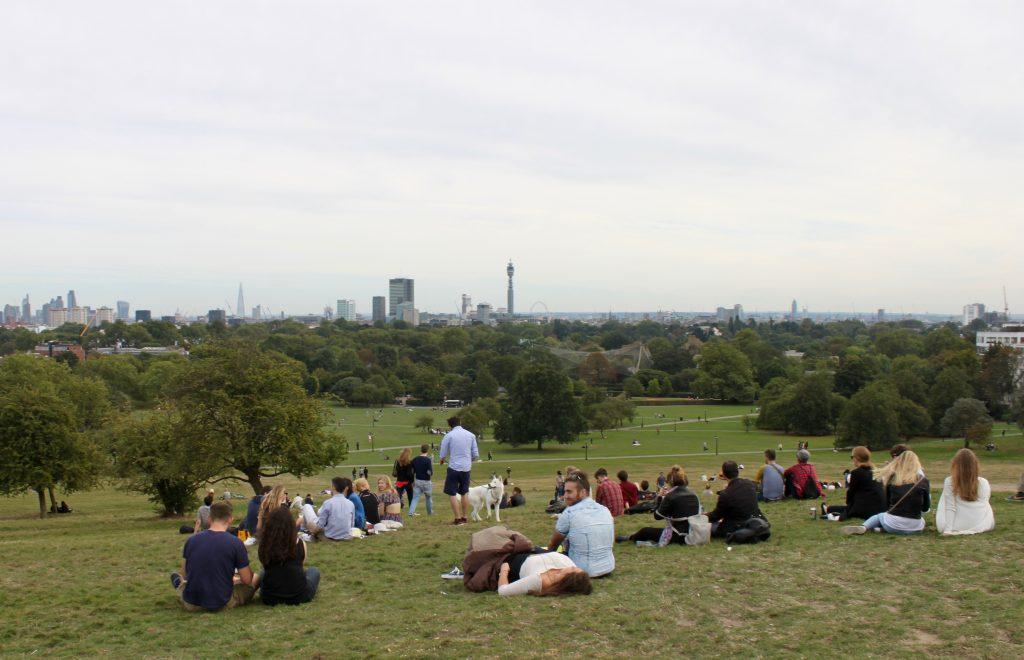 Londra Primerose Hill