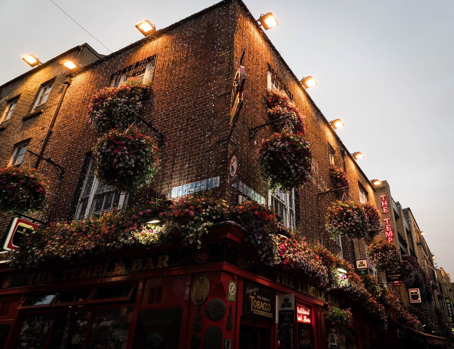 dove mangiare a Dublino